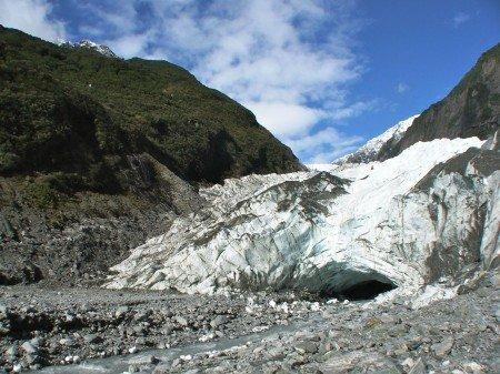 ghiacciai della nuova zelanda , attrazioni naturali