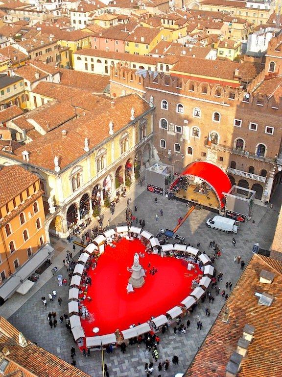 Cosa vedere a verona blog di viaggi for Citta romantiche europa
