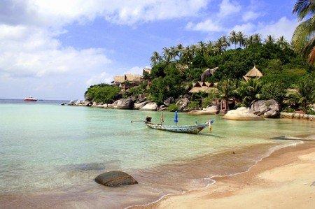 Spiaggia Sairee- Koh Tao-