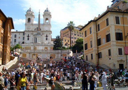 weekend a Roma, attrazioni