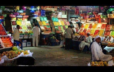 mercati di Mumbai, guida di viaggio sull'India