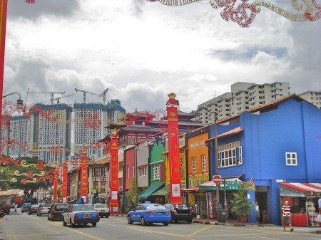 Foto da Singapore