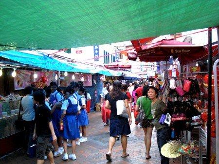 street food a singapore