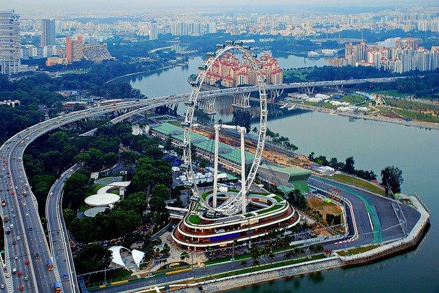 foto dal mondo: singapore, asia