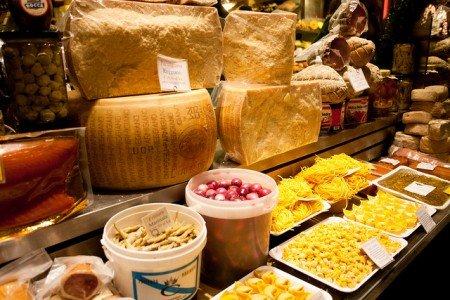 visitare bologna - cosa mangiare