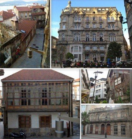 attrazioni di Vigo, Spagna