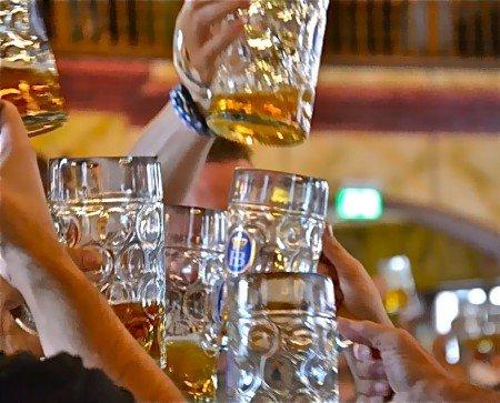 stand e birra