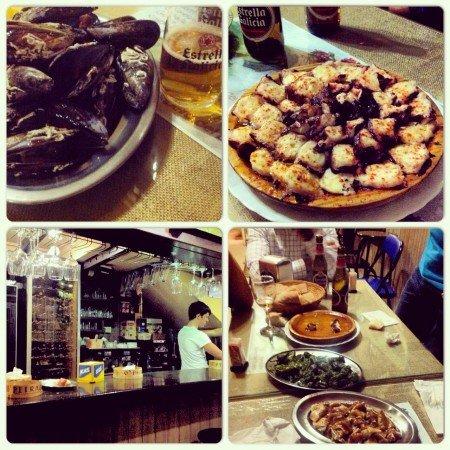 cucina tipica Galizia