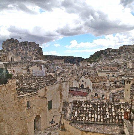 b&b e appartamenti a Matera