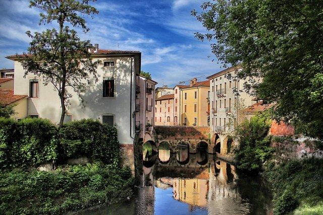 Vicenza, Ponte delle Barche
