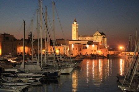 Trani visitare la Puglia