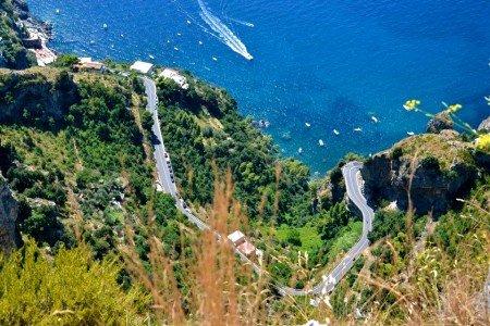 Trekking costiera amalfitana sentiero degli dei