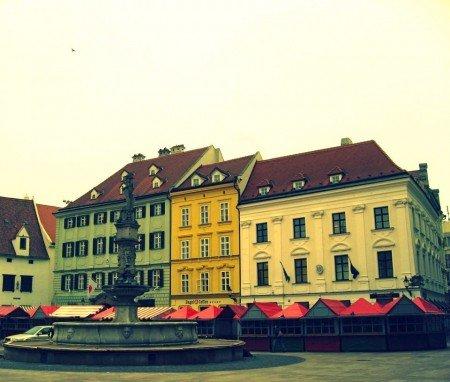 BRATISLAVA VIENNA