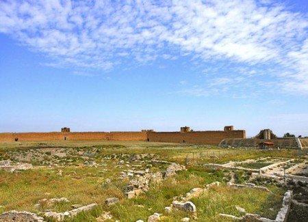 Castello di Lucera Puglia Tavoliere
