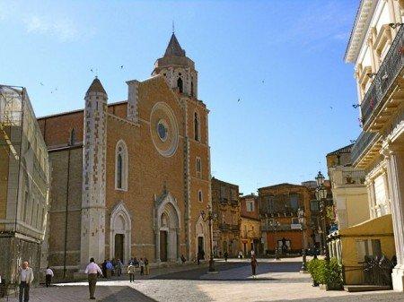 Cattedrale di Lucera - Puglia