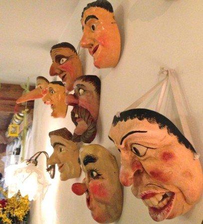 Machere Carnevale Ladino