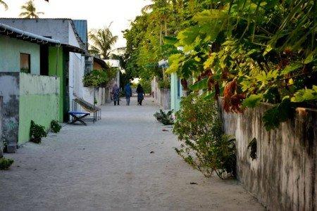Villaggio di Keyodhoo, Maldive