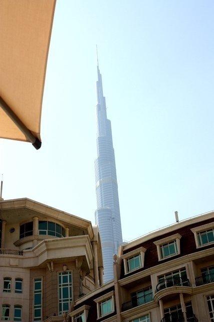 Vacanze a dubai negli emirati arabi uniti blog di viaggi - Dubai grattacielo piu alto ...
