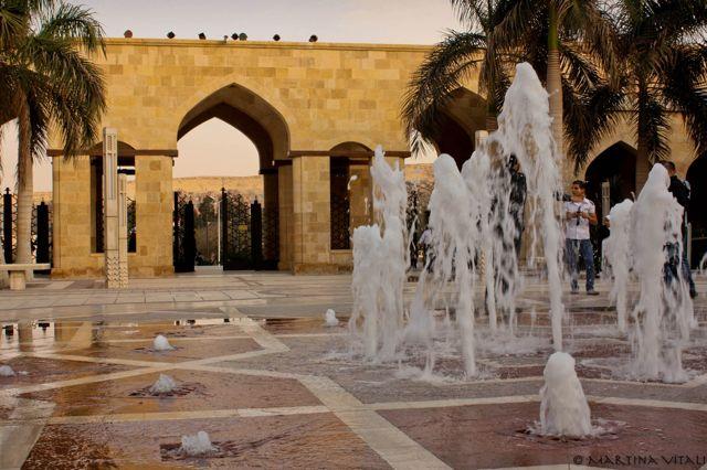 Parco Azhar – quartiere Darb Al-Ahmar - Cairo