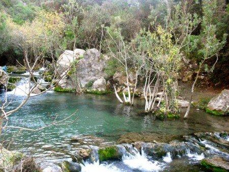 Cascata ad Akshour, Marocco