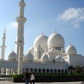 moschea dello Sceicco Zayed - Abu Dhabi