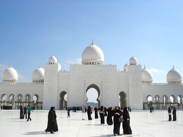 Abu Dhabi, Emirati Arabi