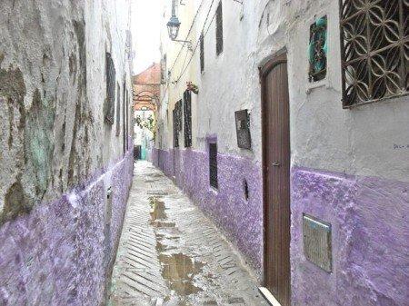 Medina di Tetouan Marocco