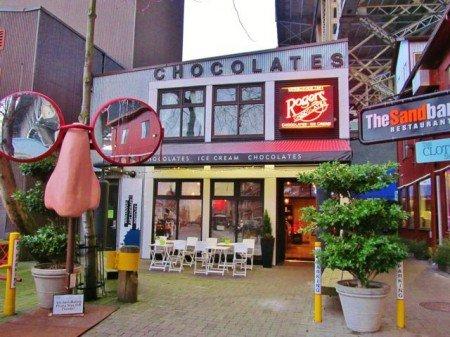 Roger's , pasticcerie a Vancouver
