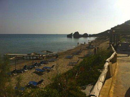 zakynthos (zante) isole grecia - porto zoro spiaggia