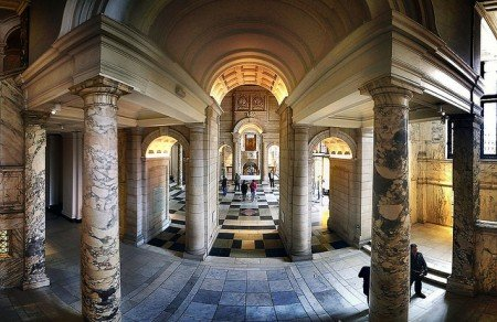 Victoria and Albert museo di Londra