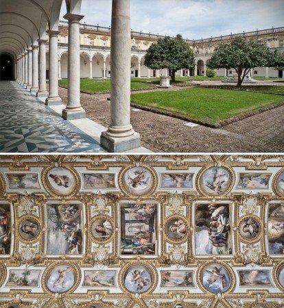 Certosa di San Martino, visitare Napoli