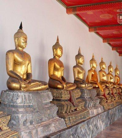 templi Bangkok, Thailandia