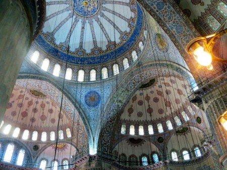 Moschea Blu Istanbul Topkapi Palace