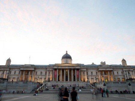 National Gallery, Londra musei gratis