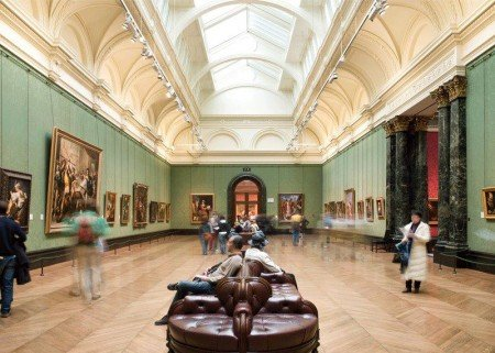 National Gallery, Musei di Londra