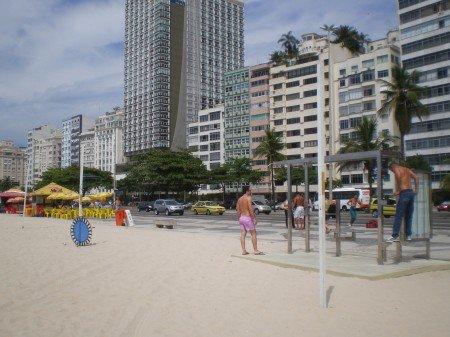 Brasile Rio de Janeiro spiagge