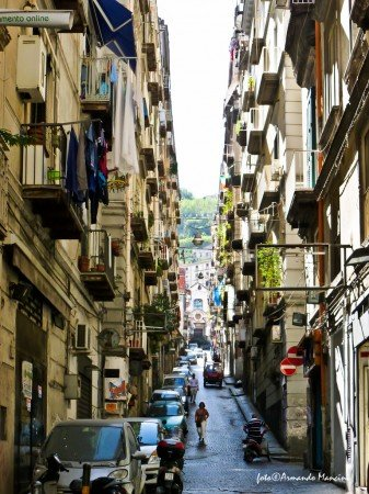 Spaccanapoli, visitare Napoli