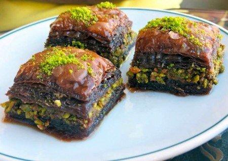 baklava - food Istanbul
