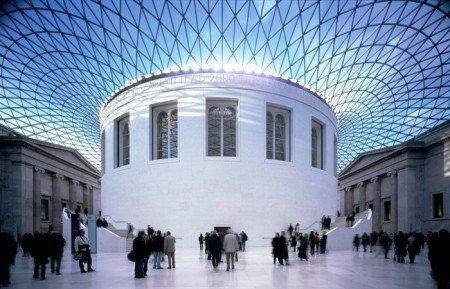 british museum, musei di londra