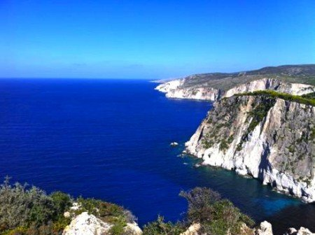 zakynthos (zante) isole grecia