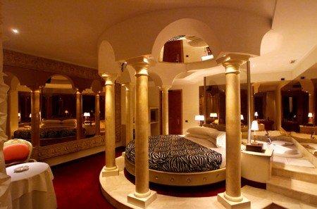 Hotel insoliti originali e particolari d 39 italia blog - Hotel con camere a tema milano ...