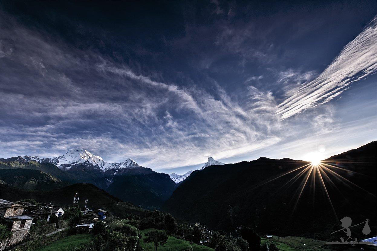Trekking Hymmalaya Viaggio in Nepal