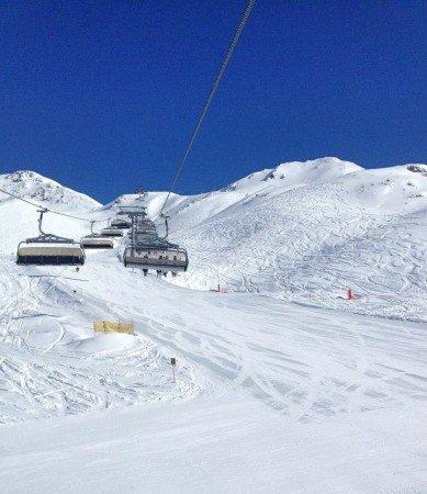Ghiacciaio Hintertux, Tirolo