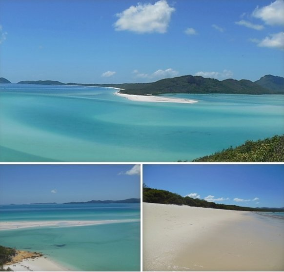 Arcipelago Whitsunday Australia  - Withsunday Islands