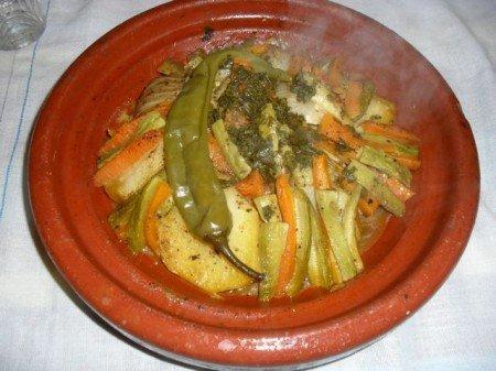 cucina Marocco tajine