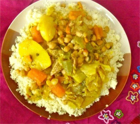 cucina Marocco: cous cous