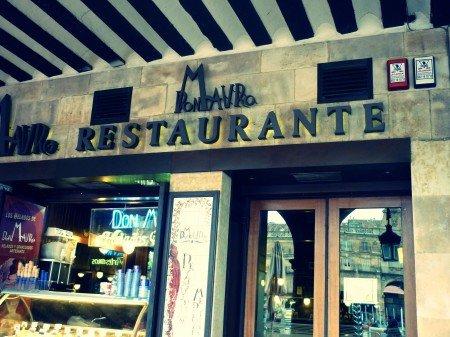 donmauro guida ristoranti Salamanca