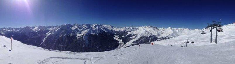ghiacciaio Zillerthal, Tirolo