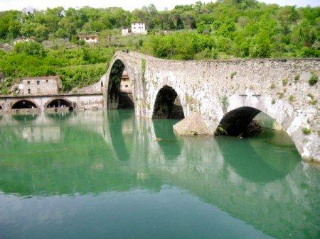 Ponte del Diavolo, Toscana