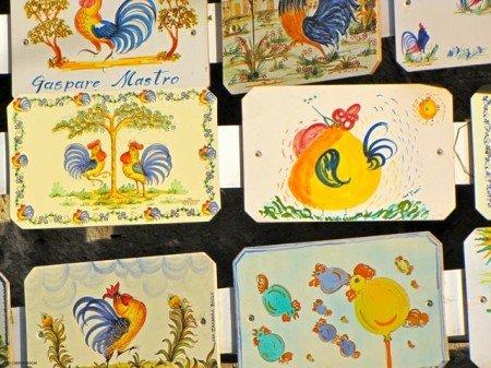 Grottaglie ceramiche Puglia